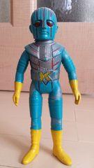 当時ポピー ロボット刑事K ミドルサイズソフビ