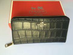 COACH F53836 コーチ 長財布 レディースサイフアウトレット品