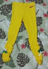 ムージョンジョン☆黄色のレギンス☆size100