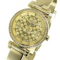 COACH クオーツ レディース 腕時計 14502542