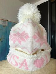 LIZ LISA ニット帽 Mサイズ アクリル100%