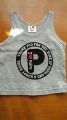 ノースリーブシャツ 新品 IPaPa IMama 90