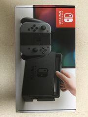 Nintendo switch ニンテンドースイッチ グレー 新品未開封