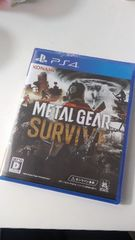 PS4 メタルギアサヴァイブ METALGER SURVIVE