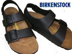 ビルケンシュトック新品MILANOミラノ034791黒42