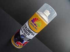 簡単塗装♪ラッピングゴムカラースプレー♪艶消しブラック