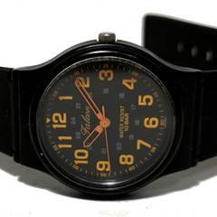 良品【980円〜】Falcon ヨットマーク ユニセックス腕時計
