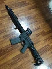 東京マルイ!M4 mws カスタム! 実物ドット!