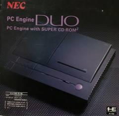 PC エンジンDUO 本体とソフトのセット