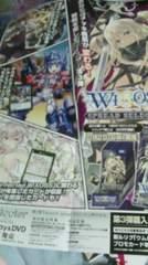 ウィクロス 第3弾 宣伝ポスター 羅植カーノ ホーリーアウト コードアートC.V.Y