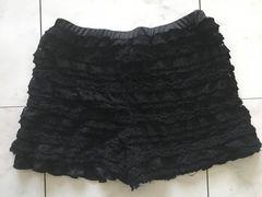 JENNIレースショートパンツ★160cm
