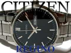 美品 1スタ★CITIZEN REGUNO 完成された美デザイン 腕時計