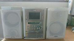 SONY aiwa ミニコンポ テープ CD MD再生可 XR-MJ1