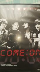 2012〜COME ON 〜SAITAMA SUPER ARENA