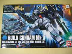 HG 1/144 HGBF-004 ビルドガンダムMk-�U 新品 ガンダムビルドファイターズ