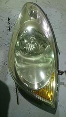 E11日産ノート 右ヘッドライトのバラスト・バーナー