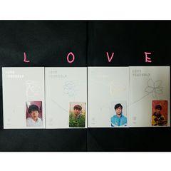 防弾少年団 BTS LOVE YOURSELF 開封済み未再生新品CD ジン