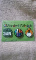ゆずArenaTour2008『WonderfulWorldコンサートグッズ』