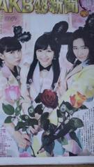 AKB新聞2014年1月号優子卒業難��