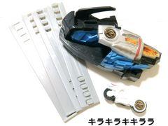 仮面ライダードライブ変身アイテム★ミニマッハドライバー炎