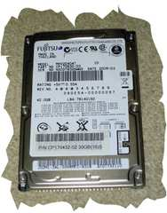 ◆富士通◆2.5インチHDD IDE 40GB NO.B1