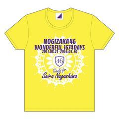 即決 乃木坂46 Tシャツ アンダーライブ全国ツアー 永島 聖羅 M