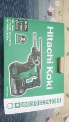 プロ用日立工機HITACHI36vコードレスロータリハンマドリルDH36DBL(2LYCK)未使用