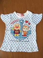 アンパンマン ドット半袖Tシャツ 95