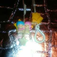 キキララ 畜光 電気 コード 紐 照明 ライト おやすみコード