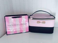ヴィクトリアシークレット ポーチ 化粧ボックス バッグ 新品