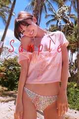 【送料無料】 AKB篠田麻里子 写真5枚セット<サイン入> 21