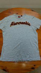 アバクロ Tシャツ(グレー)