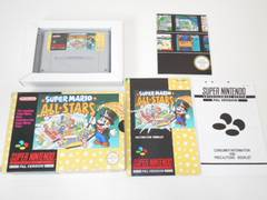 SFC★SUPER MARIO ALL STARS SNES 海外版