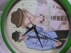 ☆テニスの王子様☆アニくじA-2賞壁掛け時計☆白石蔵ノ介☆