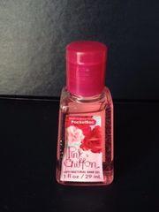 携帯用アルコール消毒香りラメ手ピカジェル薔薇バラにおいバッグ
