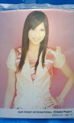 Birthday Memorial 2009・メタリックL判1枚/梅田えりか Age:18