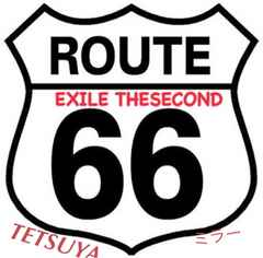 EXILE THESECOND☆ジャケ画像哲也君(大)