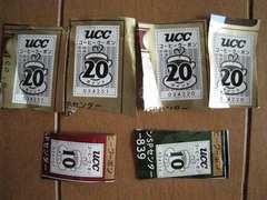 UCC コーヒークーポン 100ポイント★送料込