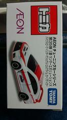 トミカ イオン限定品35 チューニングカーシリーズ 三菱ランサーエボリューションX 未開封新品