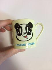 未使用【LOVERSHOUSEラバーズハウス】ミニマグカップ ノベルティ