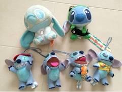 新品☆未使用☆Lilo&Stitch☆キーホルダー