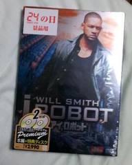新品 アイ,ロボット 2枚組  ウィル・スミス