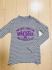 ◆ 超美品 ◆ BLUE CR SS ◆ Lサイズ ◆ 洋服 ボーダー 可愛い
