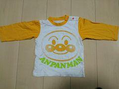 アンパンマン。長袖Tシャツ。90センチ