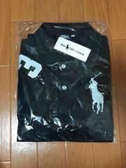 新品未使用タグ付きラルフローレン ポロシャツSサイズ ブラック