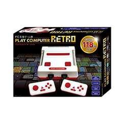 新品プレイコンピューターレトロFC互換ゲーム機内蔵ゲーム118種