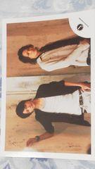 未使用美品キスマイ 二階堂&横尾ツーショット Jr.時代公式写真1枚貴重