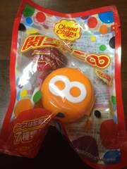 関ジャニ∞×セブン★チュッパチャプスケース橙色★丸山隆平