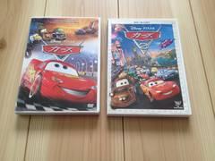 2作品セット ディズニー カーズ 1.2 DVD