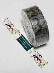 キュートマスキングテープ★ちびまる子ちゃん☆3年4組
